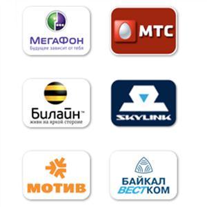 Операторы сотовой связи Архары